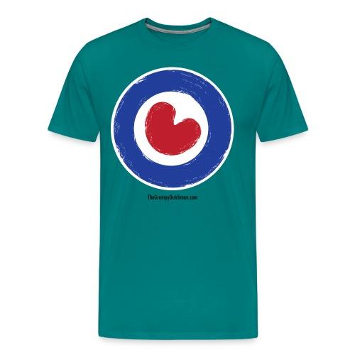 frisain final - Men's Premium T-Shirt