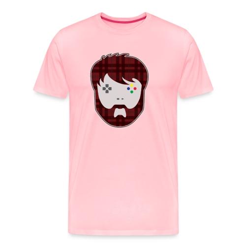 TShirt theMathasHead png - Men's Premium T-Shirt