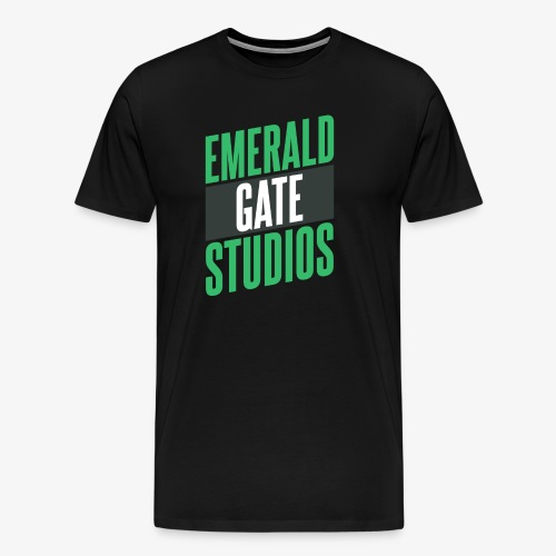 Emerald Gate Action Movie - Men's Premium T-Shirt