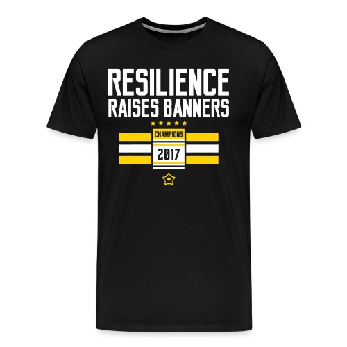 resilience - Men's Premium T-Shirt