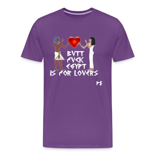 BFE IS FOR LOVERS - Men's Premium T-Shirt