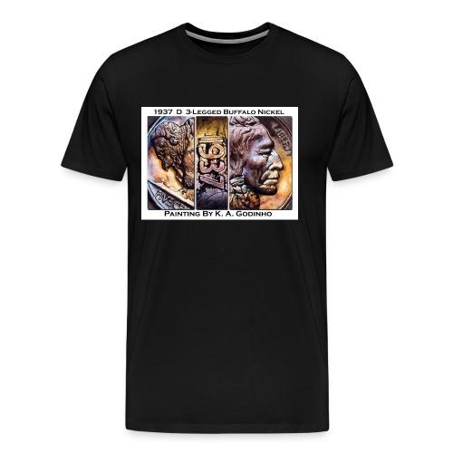118 shirt ka copy - Men's Premium T-Shirt