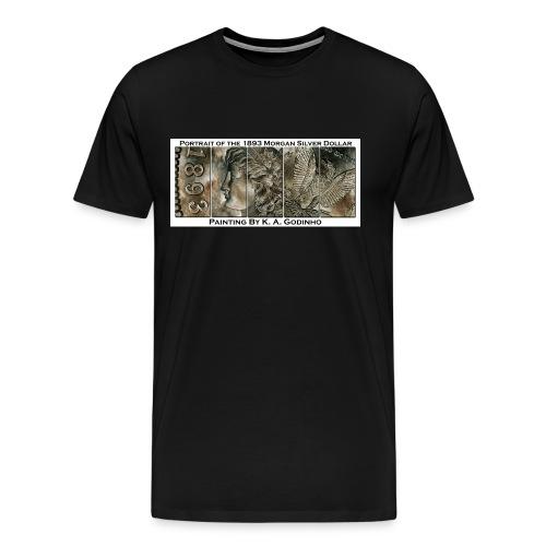118 shirt 1893 ka copy - Men's Premium T-Shirt