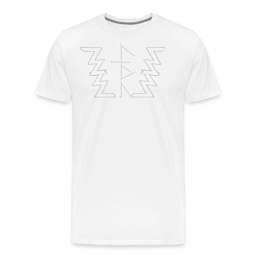 Faith Runnerz Tee Logo - Men's Premium T-Shirt
