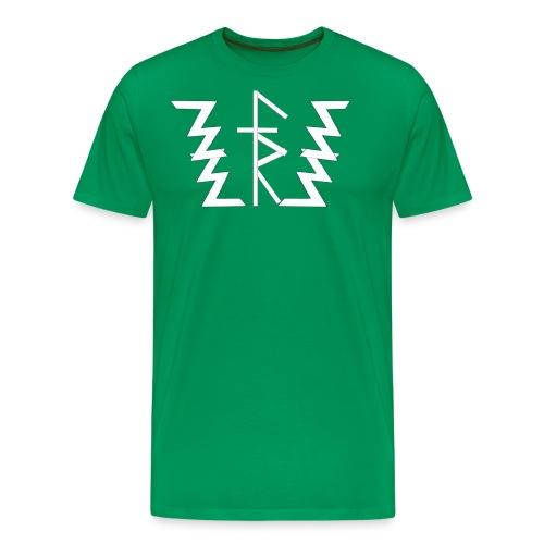 Faith Runnerz Tee Logo - Men's Premium T-Shirt