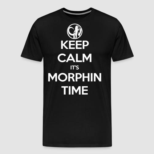 KCIMT Black - Men's Premium T-Shirt