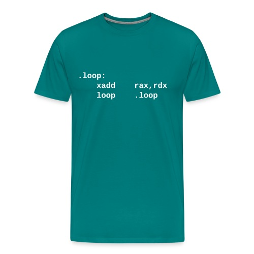 xadd - Men's Premium T-Shirt