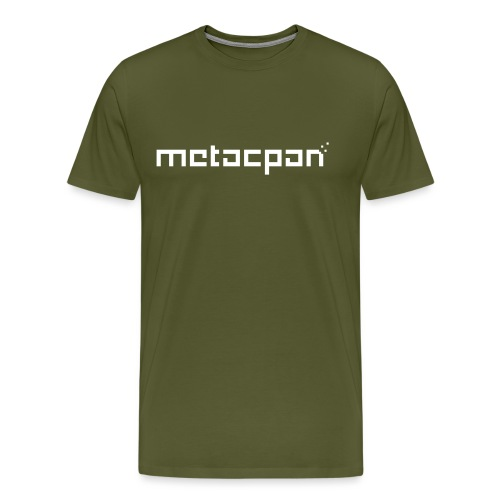 metacpan - Men's Premium T-Shirt