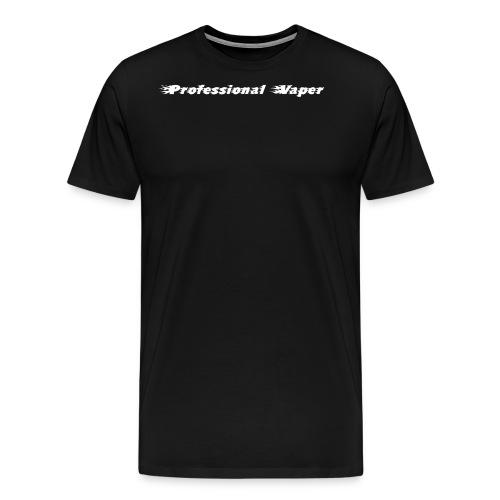 Professional Vape Apparel - Men's Premium T-Shirt