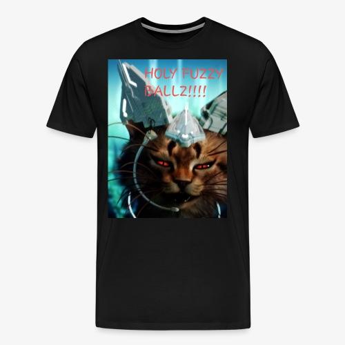 Fuzzy ballz - Men's Premium T-Shirt
