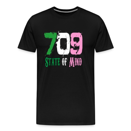 709 State of Mind - Men's Premium T-Shirt