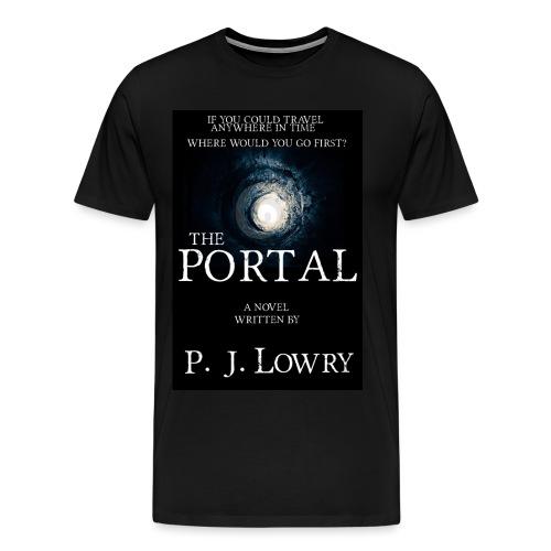 Portal-01 - Men's Premium T-Shirt