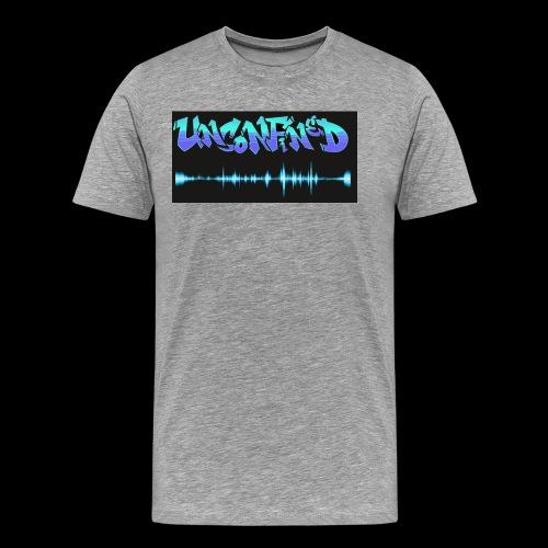 unconfined design1 - Men's Premium T-Shirt