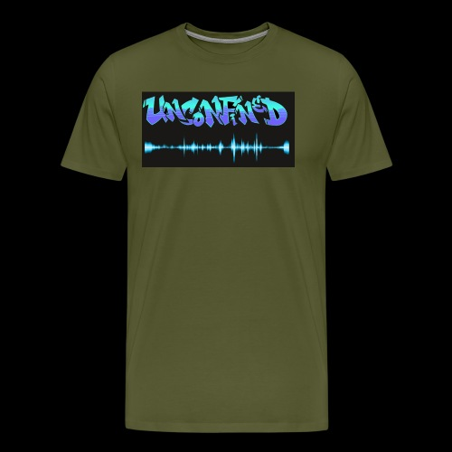 unconfined design1 - Men's Premium T-Shirt