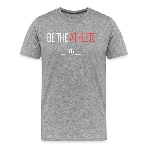 rooke slogan 5 png - Men's Premium T-Shirt