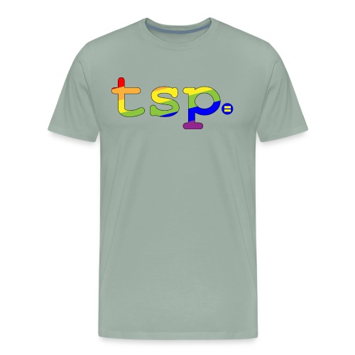 tsp pride - Men's Premium T-Shirt