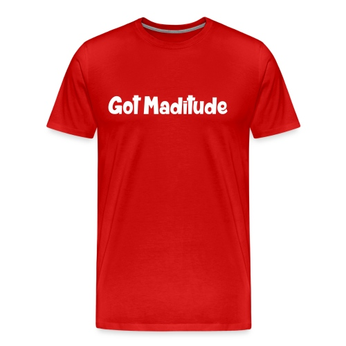 maditude2 - Men's Premium T-Shirt