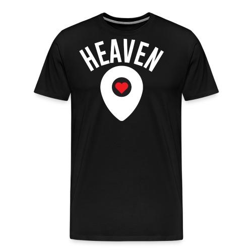 Heaven Is Right Here - Men's Premium T-Shirt
