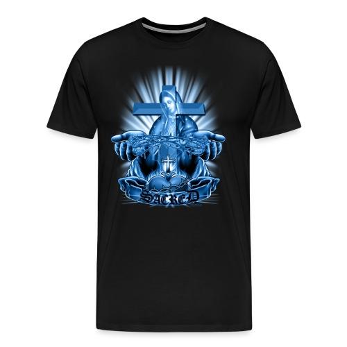 Sacred by RollinLow - Men's Premium T-Shirt
