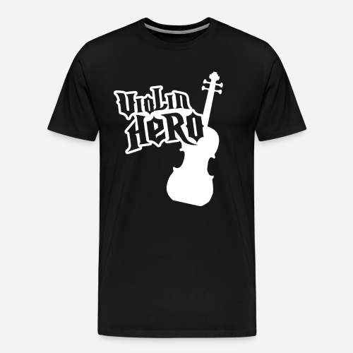 Violin Hero - Men's Premium T-Shirt