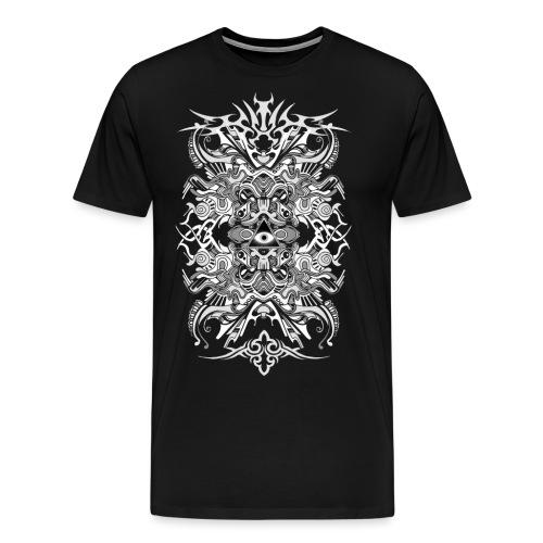 E.V. II - White - Men's Premium T-Shirt