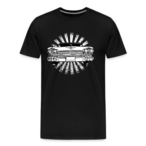 auto_50s_chevy_01 - AUTONAUT.com - Men's Premium T-Shirt