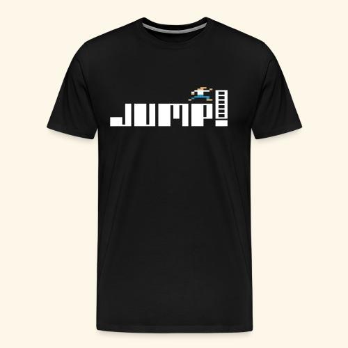 Jump! - Men's Premium T-Shirt