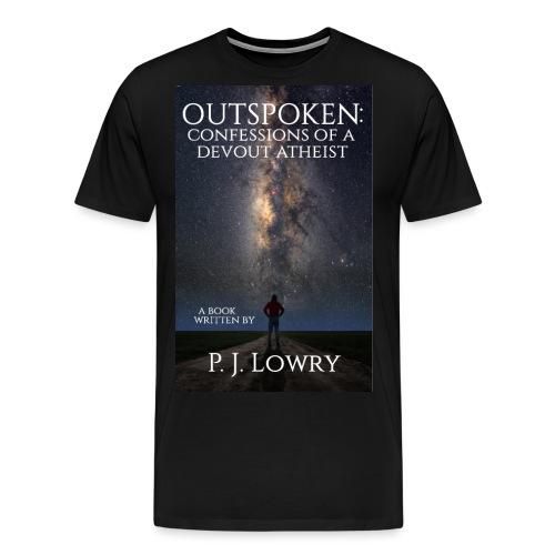 Outspoken-03 - Men's Premium T-Shirt