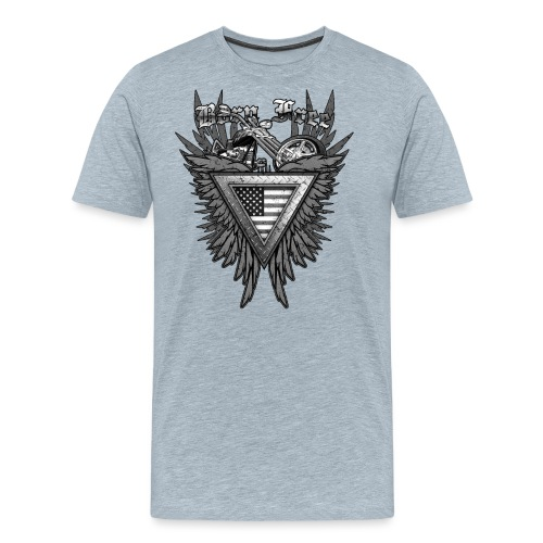 Born Free - Men's Premium T-Shirt
