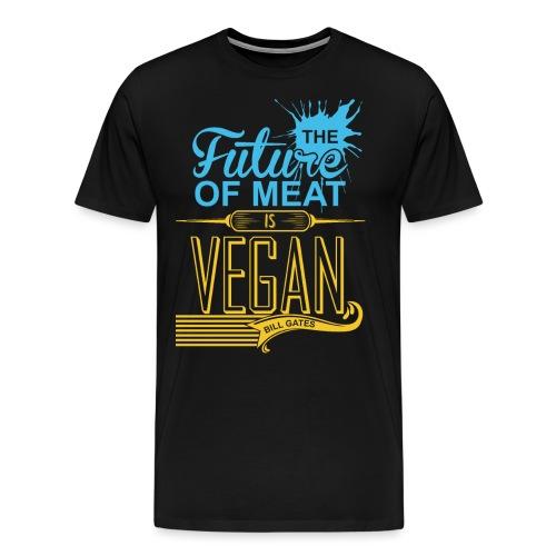 Vegan The Future - Men's Premium T-Shirt