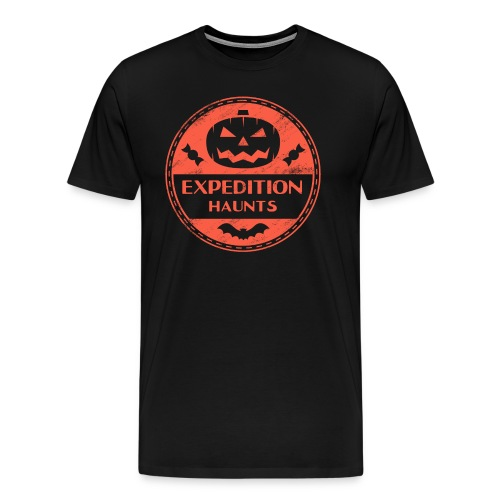 Expedition Haunts - Men's Premium T-Shirt