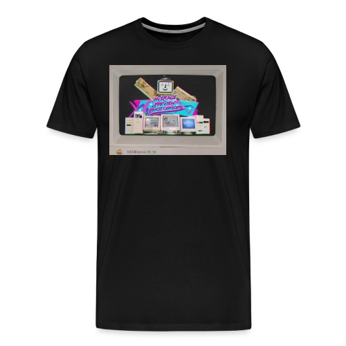 design 4 - Men's Premium T-Shirt