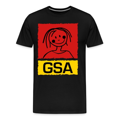 GSA_STORECOLOR - Men's Premium T-Shirt
