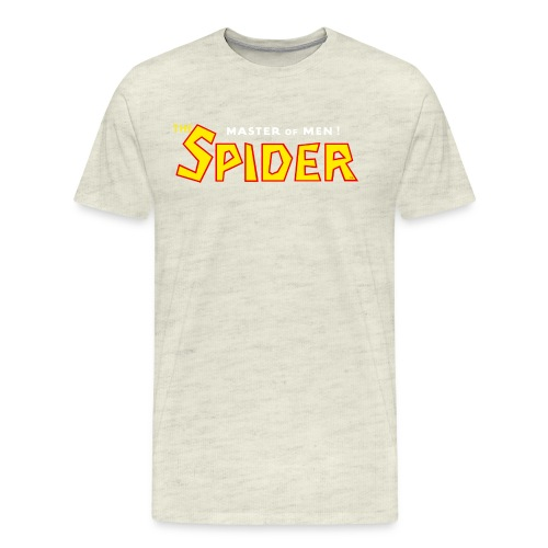 Spider Logo Classic - Men's Premium T-Shirt