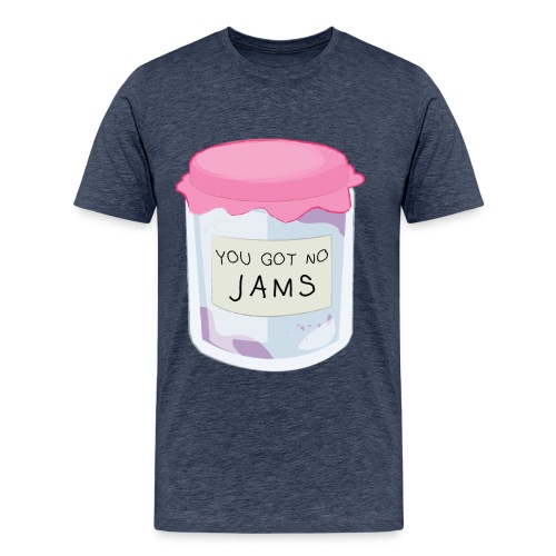 BTS YOU GOT NO JAMS - Men's Premium T-Shirt