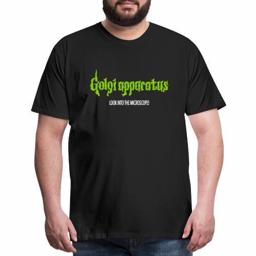 Golgi - Men's Premium T-Shirt
