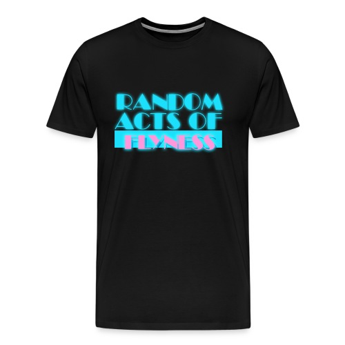 glow2 - Men's Premium T-Shirt