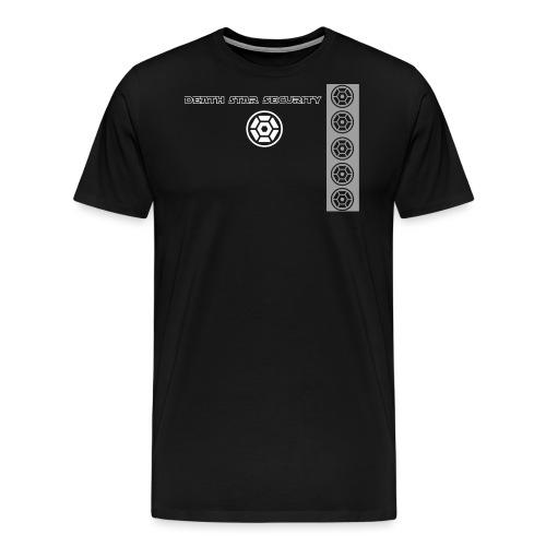 Death Star Security Ghost png - Men's Premium T-Shirt