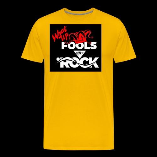 Fool design - Men's Premium T-Shirt