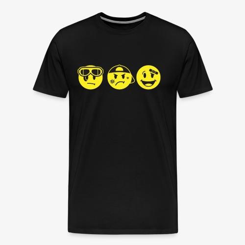 The Goons Logo - Men's Premium T-Shirt