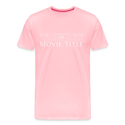 4movie - Men's Premium T-Shirt