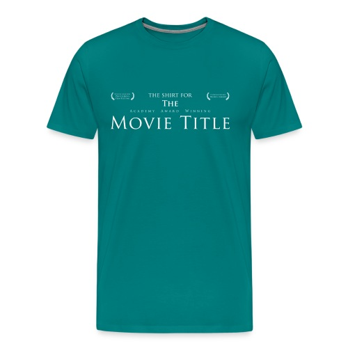 4movie - Men's Premium T-Shirt