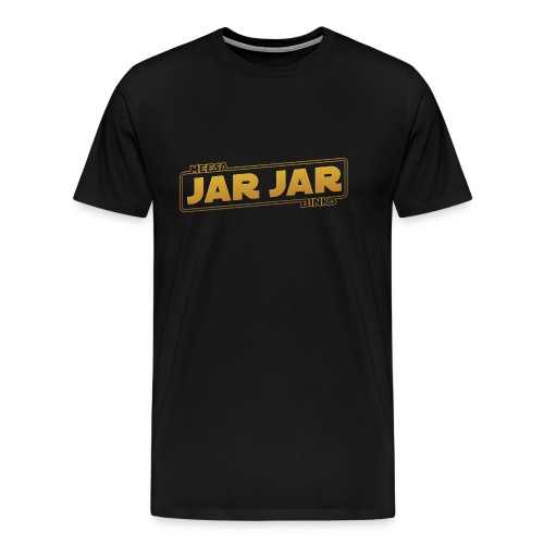 jarjar trim - Men's Premium T-Shirt