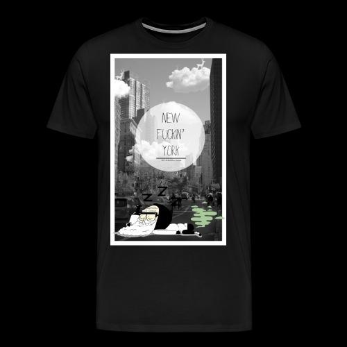Sleep - Men's Premium T-Shirt