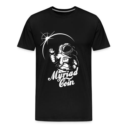 Myriad Astronaut - Men's Premium T-Shirt