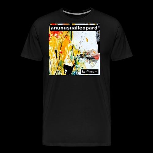 Believer! Cover Art T-shirt - Men's Premium T-Shirt