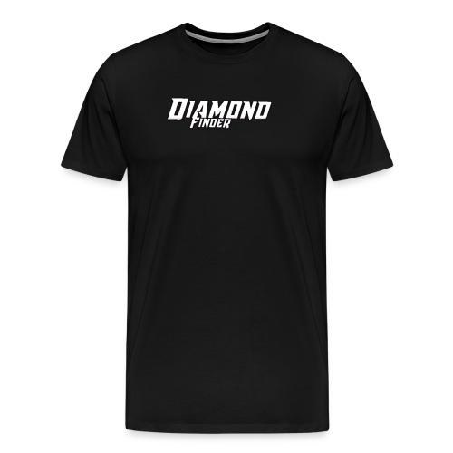 Diamond Finder Logo 2019 - Men's Premium T-Shirt