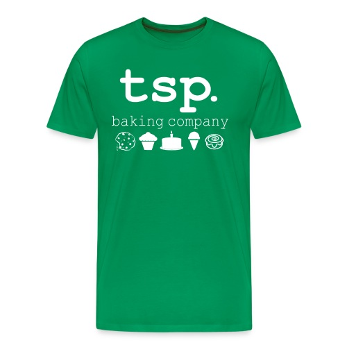 classic tsp. design - Men's Premium T-Shirt