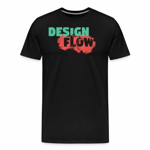The Designflow Shirt - Men's Premium T-Shirt