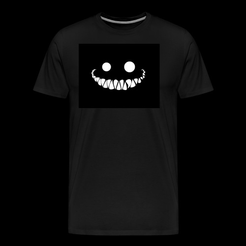 Creepy Smile - Men's Premium T-Shirt